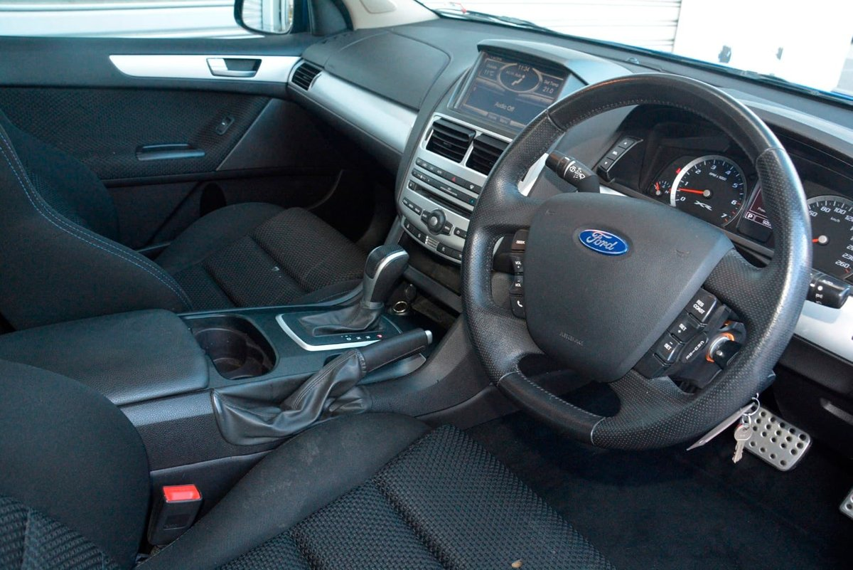 2013 Ford Falcon XR6 Turbo FG Mkii (Blue) for sale in