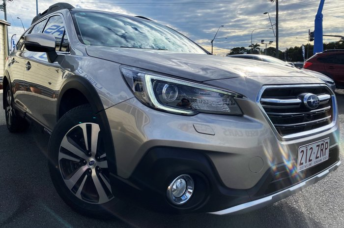 2017 Subaru Outback 2.5i Premium 5GEN MY18 Four Wheel Drive GOLD