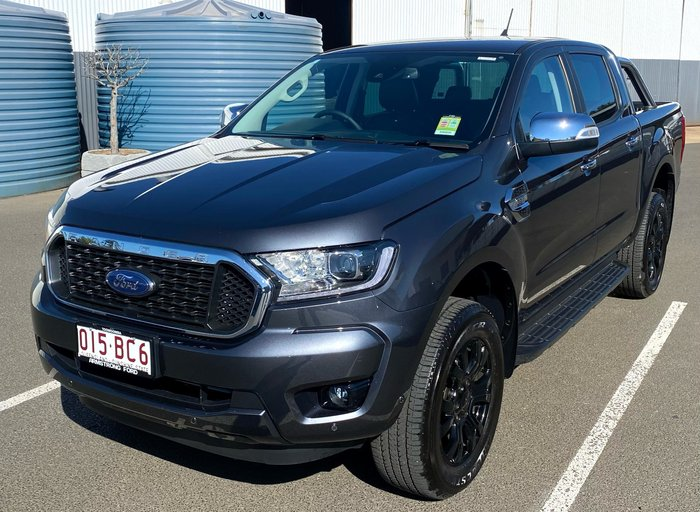 2020 Ford Ranger XLT PX MkIII MY21.25 4X4 Dual Range SWT