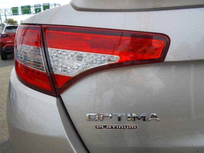 2012 Kia Optima Platinum TF MY12 GOLD