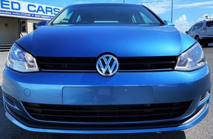 2016 Volkswagen Golf 92TSI 7 MY16 BLUE