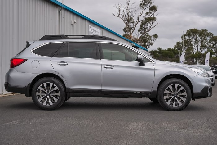2017 Subaru Outback 2.5i 5GEN MY17 Four Wheel Drive ICE SILVER METALLIC