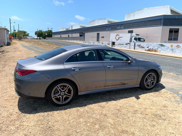 2019 Mercedes-Benz CLA-Class CLA200 C118 787-Mountain Grey Metallic