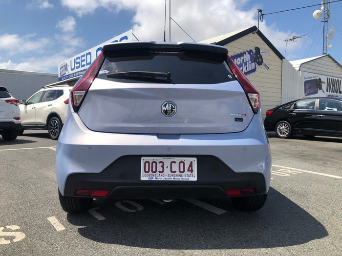 2021 MG MG3 Excite MY21 SILVER