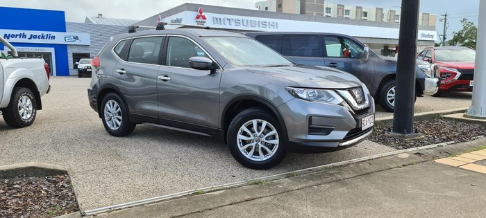 2017 Nissan X-TRAIL ST T32 GREY