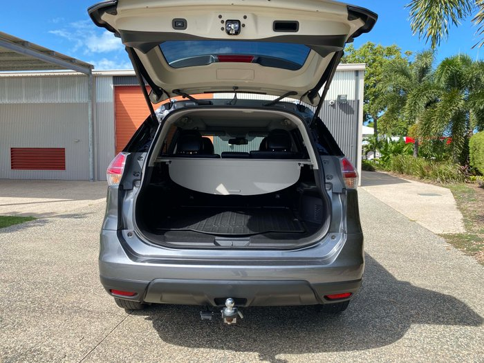 2015 Nissan X-TRAIL Ti T32 4X4 On Demand GREY
