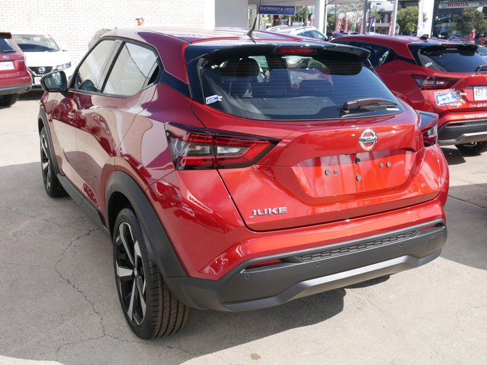 2020 Nissan JUKE ST-L F16 FUJI SUNSET RED