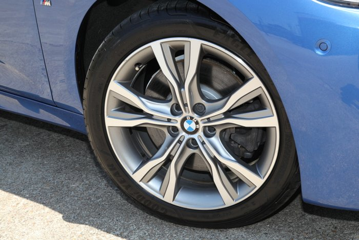 2015 BMW 2 Series 225i M Sport F45 BLUE