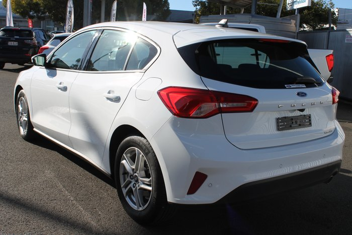 2019 Ford Focus Trend SA MY20.25 FCO