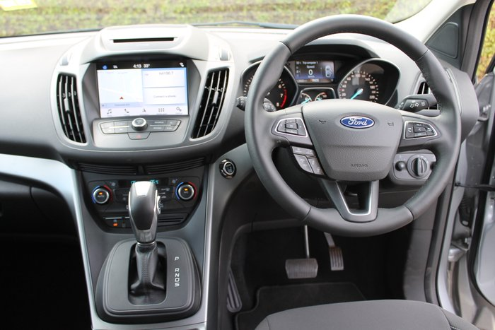 2018 Ford Escape Trend ZG MY19.25 4X4 On Demand MOONDUST SILVER