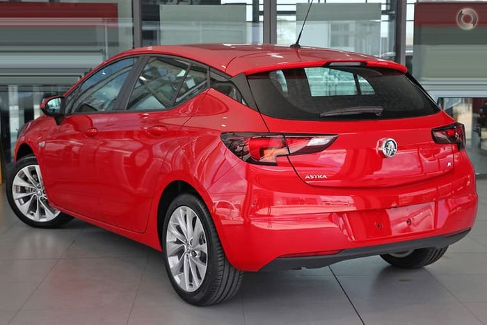 2018 Holden Astra R BK MY19 Red