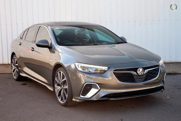 2017 Holden Commodore VXR ZB MY18 4X4 On Demand Grey