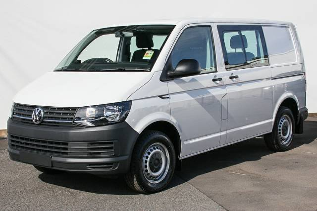 2019 Volkswagen Transporter TDI340 T6 MY19 CANDY WHITE