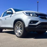 2018 SSANGYONG MUSSO ULTIMATE MUSSO MY18 ULTIMATE 4WD Fine Silver