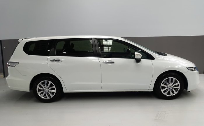 2013 Honda Odyssey 4th Gen MY13 White