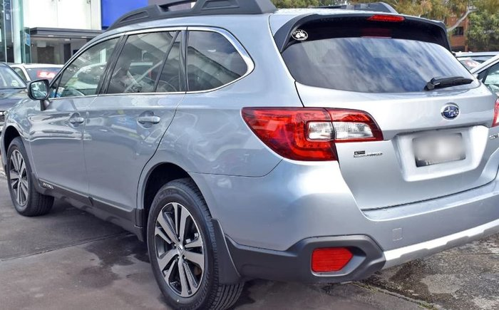 2018 Subaru Outback 2.5i 5GEN MY19 Four Wheel Drive
