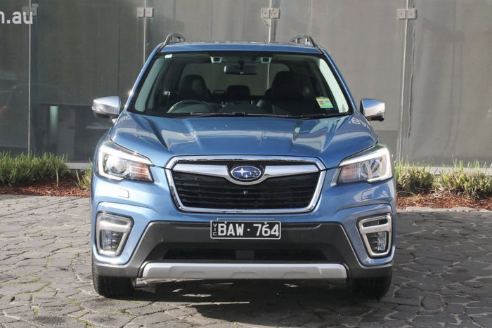 2018 Subaru Forester 2.5i-S S5 MY19 Four Wheel Drive Blue
