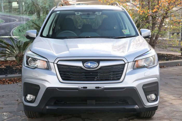2019 Subaru Forester 2.5i-L S5 MY19 Four Wheel Drive Silver
