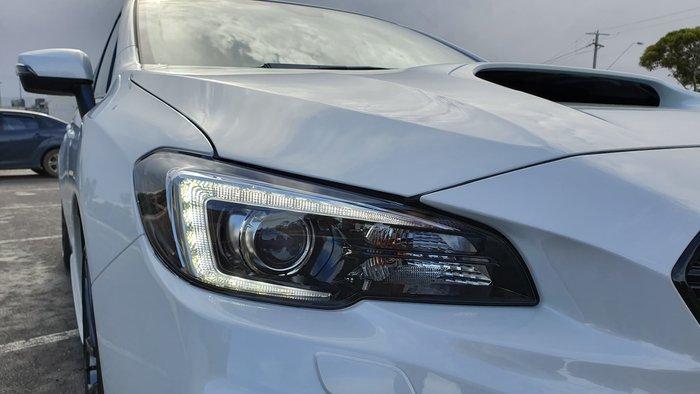 2019 Subaru WRX Premium V1 MY19 Four Wheel Drive White