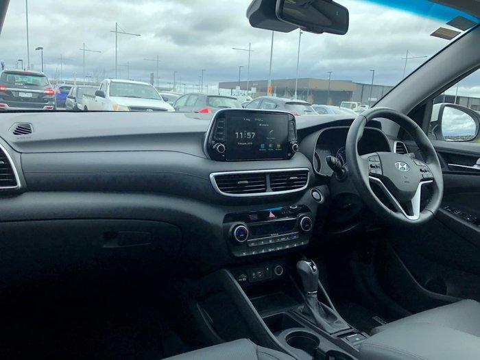 2019 Hyundai Tucson Highlander TL3 MY19 4X4 On Demand White