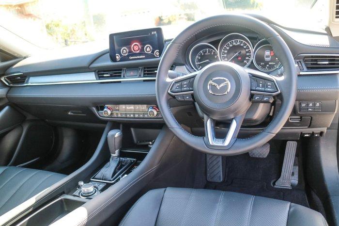 2018 Mazda 6 Touring GL Series Silver
