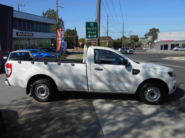 2017 Ford Ranger XL PX MkII White