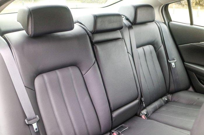 2018 Mazda 6 GT GL Series Silver