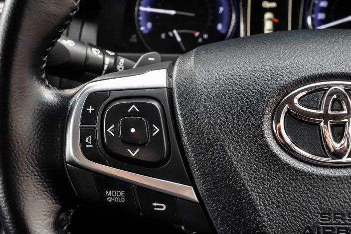 2016 Toyota Camry Atara SX ASV50R White