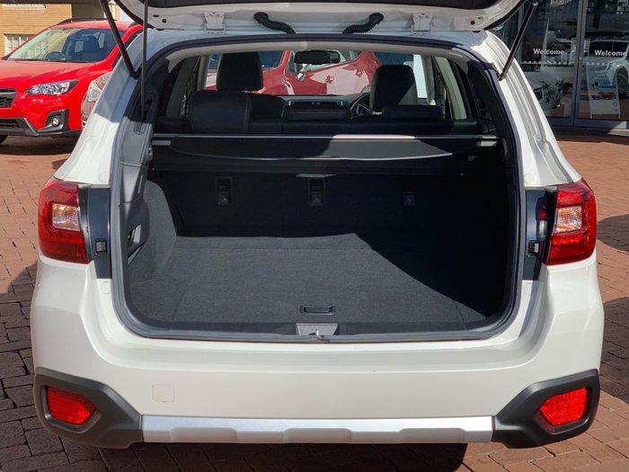 2018 Subaru Outback 2.5i Premium 5GEN MY18 Four Wheel Drive White