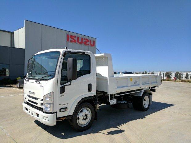 2019 Isuzu NQR 87/80-190 NQR 87/80-190 AMT Tipper