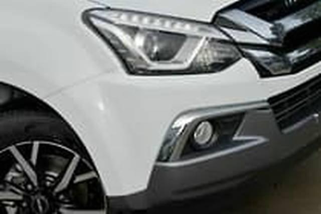 2019 Isuzu MU-X LS-U MY19 4X4 Dual Range SPLASH WHITE
