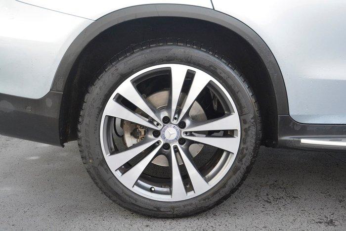 2016 Mercedes-Benz GLC250 d X253 Four Wheel Drive Silver