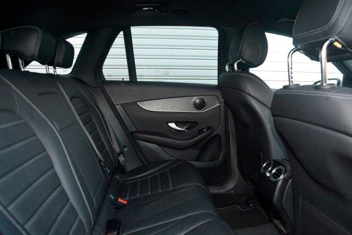 2016 Mercedes-Benz GLC-Class GLC250 d X253 Four Wheel Drive Silver