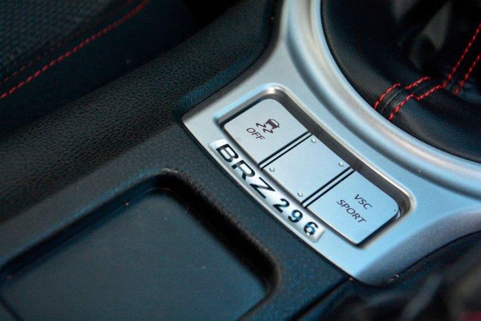 2013 Subaru BRZ Z1 MY13 Silver