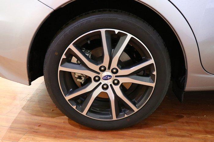 2018 Subaru Impreza 2.0i-L G5 MY19 Four Wheel Drive Silver