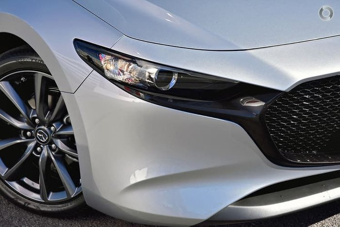 2019 Mazda 3 G20 Touring BP Series Silver