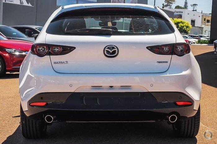 2019 Mazda 3 G25 Evolve BP Series White