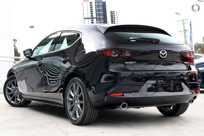 2019 Mazda 3 G25 GT BP Series Black