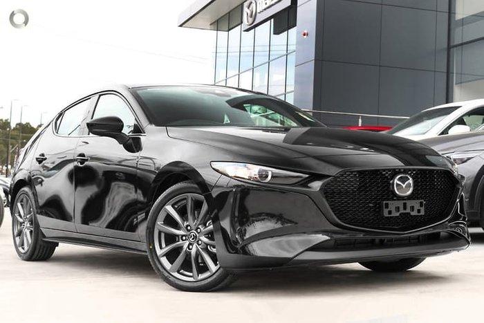 2019 Mazda 3 G25 GT BP Series Black