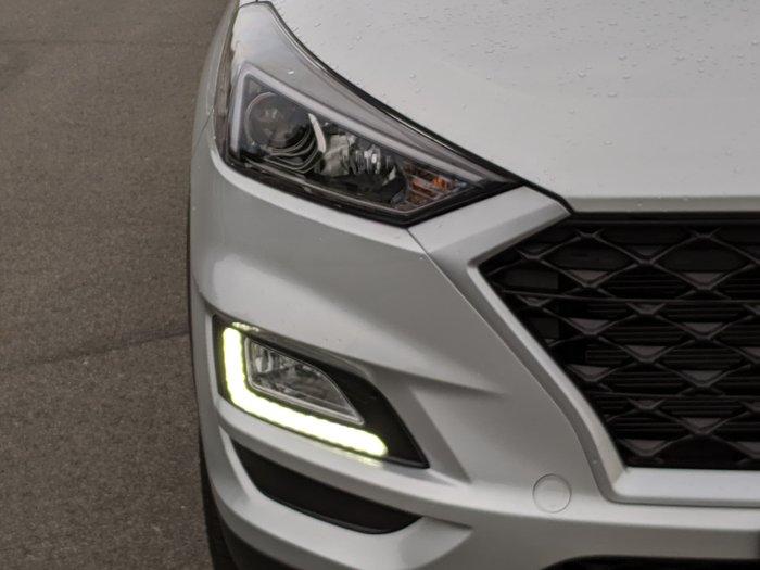 2019 Hyundai Tucson Go TL3 Silver