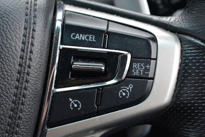 2015 Mitsubishi Pajero Sport GLX QE MY16 4X4 Dual Range White