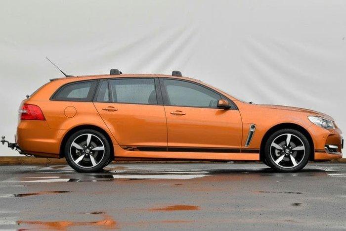 2017 Holden Commodore SV6 VF Series II MY17 Orange