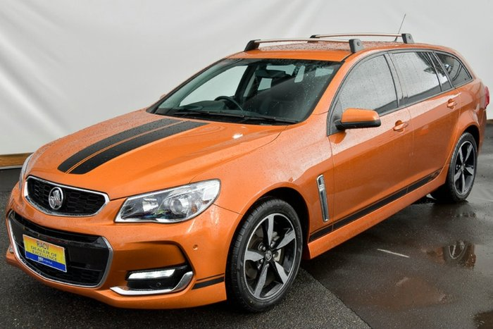 2017 Holden Commodore SV6 VF Series II MY17 LIGHT MY FIRE