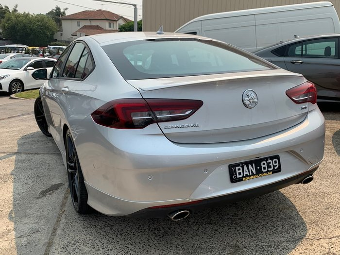 2018 Holden Commodore RS ZB MY18