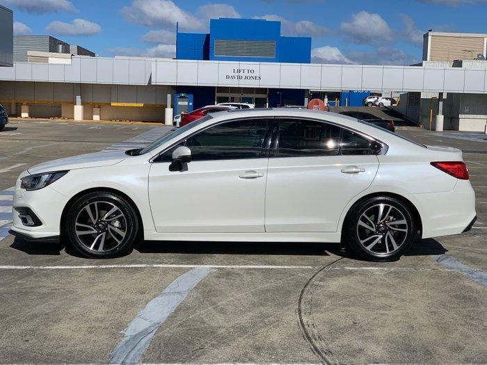 2019 Subaru Liberty 2.5i Premium 6GEN MY19 Four Wheel Drive White