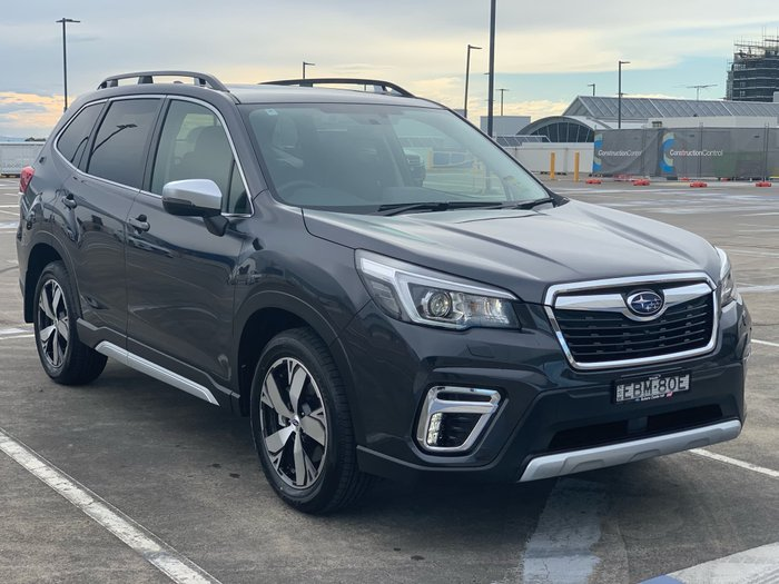 2019 Subaru Forester 2.5i-S S5 MY19 Four Wheel Drive Grey