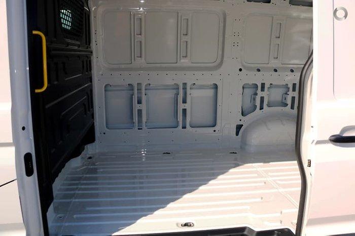 2019 Volkswagen Crafter 35 TDI340 Runner SY1 MY19 White