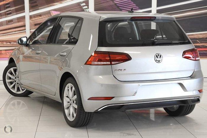 2019 Volkswagen Golf 110TSI Comfortline 7.5 MY19.5 Silver
