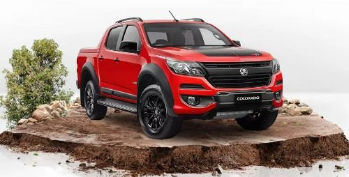 2019 HOLDEN COLORADO 4X4 CR/CAB P/UP Z71 AUTO 2.8L TD ABSOLUTE RED