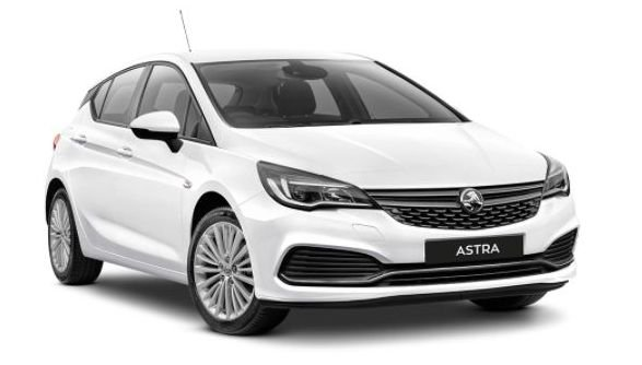 2019 HOLDEN ASTRA ASTRA R 5 DR HATCH 1.4L TURBO AUTO Summit White